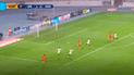 Universitario vs Sport Huancayo: gran tiro de Corrales que asustó a los hinchas cremas [VIDEO]