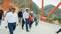 La Libertad tendrá conexión con San Martín gracias a  vía Calemar-El Naranjillo
