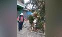 Dejan arreglo funeral en casa de candidato a la provincia de Huancayo