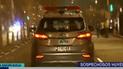 Cercado de Lima: difunden impactante video de persecución policial