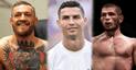 UFC 229: ¿Qué tienen en común Cristiano Ronaldo, McGregor y Khabib?