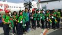 Escolares de comunidades nativas retornaron a casa tras participar en Juegos Deportivos Escolares [FOTOS]