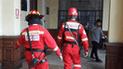 Reportan incendio en la facultad de Medicina de San Marcos [FOTOS y VIDEO]