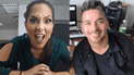 Yo Soy: Katia Palma enloquece por 'Luis Miguel' y da su WhatsApp en vivo