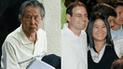 Vieira revela que esposo de Keiko se opuso a indulto de Alberto Fujimori [VIDEO]