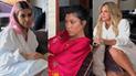 Kim Kardashian sorprende por fuerte pelea contra Kourtney y Khloé [VIDEO]