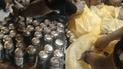 Mujeres intentaron ingresar 215 cervezas al penal de Lurigancho [VIDEO]