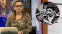 Milagros Leiva se quiebra al recordar el asesinato del periodista Hugo Bustíos [VIDEO]