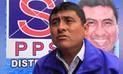 Candidato de Somos Perú ganó 10 contratos con Ministerio del Interior en solo una semana