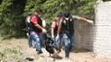 Hombre sin vida fue encontrado en chacra en Trujillo