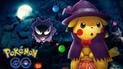 Pokémon GO: Se filtraron los atuendos de Halloween para pokémon y te los mostramos [FOTO]