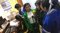 Escolares combaten la trata de personas desde la radio