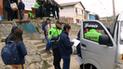 Pasco: entregan material electoral para locales de votación