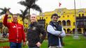 Jorge Muñoz alcalde de Lima: conteo rápido al 100%