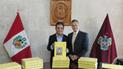 En Arequipa presentan libro sobre el patrimonio cultural y natural del Perú