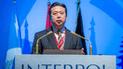 Interpol: su presidente está desaparecido y piden explicaciones a China