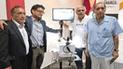 Piura: donan equipo de entrenamiento para intervenciones con endoscopía o laparoscopia