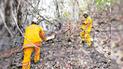 Tras 9 días, incendio forestal en reserva de Tumbes fue mitigado