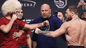 McGregor vs Khabib: conoce la millonaria suma que se llevarán ambos peleadores [VIDEO]