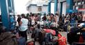 Tumbes: aumenta el número de venezolanos en instalaciones del Cebaf