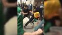 YouTube: McGregor vs Khabib: fans se agarran a golpes en el coliseo tras UFC 229 [VIDEO]