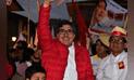 Víctor Villar es el virtual alcalde de Cajamarca, según Ipsos