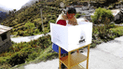 Elecciones 2018: comunidades indígenas alejadas en Cusco no cuentan con mesas de sufragio