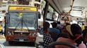 Arequipa: Denuncian que bus con publicidad política lleva gratis a local de votación [VIDEO]