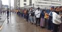 Elecciones 2018: Largas colas a las afueras del Reniec para recoger DNI [VIDEO]