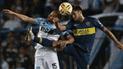 Boca Juniors igualó 2-2 frente a Racing en partido vibrante por Superliga Argentina [RESUMEN]