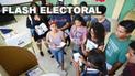 Elecciones 2018: flash de jornada electoral en Lima, según CPI