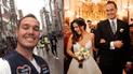 George Forsyth virtual alcalde de La Victoria y así lo festeja junto a Vanessa Terkes [VIDEOS y FOTOS]