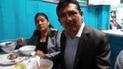 Elecciones 2018: Henry López desayuna en el mercado Ráez Patiño [VIDEO]
