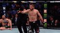 McGregor vs Khabib: el ruso sometió a Conor y retuvo su título de peso ligero [VIDEO]