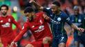 Liverpool y Manchester City empataron 0-0 por la Premier League [RESUMEN]