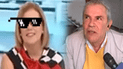 Mónica Delta trollea a Luis Castañeda Lossio [VIDEO]