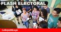 Flash electoral y boca de urna: Quien va ganando las elecciones 2018