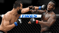 McGregor vs Khabib: Dominick Reyes y un brutal KO contra Saint Preux en UFC 229 [VIDEO]