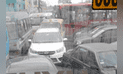 Congestión vehicular impide que usuarios lleguen a locales de votación [FOTOS]