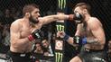 Khabib Nurmagomedov destruyó a Conor McGregor y sigue siendo el campeón