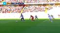 Alianza Lima vs Municipal: Hohberg pecó de egoísta y perdió chance de gol [VIDEO]