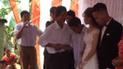Facebook: Pareja celebraba su matrimonio hasta que ocurrió una tragedia