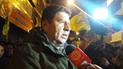Huancavelica: Maciste Díaz señaló que cuidarán al milímetro sus votos