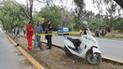 Funcionario edil muere al estrellarse con su moto en Cajamarca