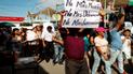 Elecciones 2018: ciudadanos salieron a las calles de Tumbes rechazando a nuevas autoridades