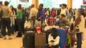 Elecciones 2018: usuarios no llegaron a votar por cancelación de vuelos [VIDEO]