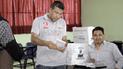 Ysrael Zúñiga: Su voto por Melgar