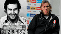 Ricardo Gareca: la vez que Pablo Escobar le perdonó la vida