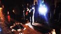 Cajamarca: camioneta atropella a campesino cuando retornaba de sufragar