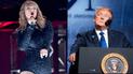Taylor Swift deja contundente mensaje al partido de Donald Trump [FOTOS]